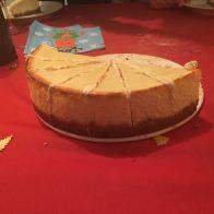 Cheesecake New York la vraie version bien calorique :D